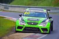 Race of Germany Nürburgring Nordschleife 2016 Free training 2 ETCC 2016 #108 Zengo Motorsport SEAT León Norbert Nagy (HUN) © 2016 Musson/PSP. All Rights Reserved.