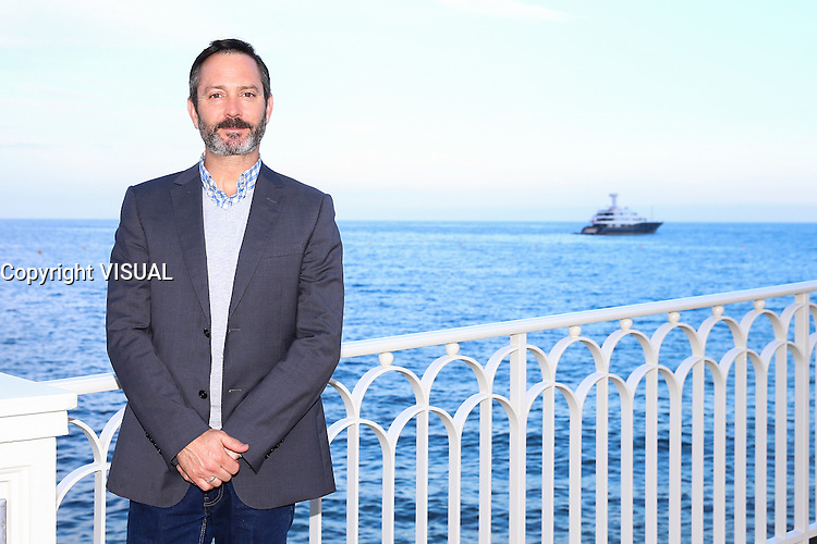 - NO TABLOIDS, NO WEB - 13/06/2016'TV Series' Party at the Monte-Carlo Bay Hotel and Resort during the 56th Monte-Carlo Television Festival. Thomas Lennon.