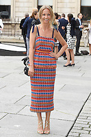 Martha Ward arrives for the VIP preview of the Royal Academy of Arts Summer Exhibition 2016