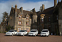 19/01/14<br /> <br /> ***FREE PHOTO FOR EDITORIAL USE***<br /> <br /> Huntsham Court, Britain's largest baronial private-hire house, near Tiverton,  Devon.