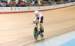MILTON, ON, AUGUST 11, 2015. Cycling at the Velodrome. Mike Sametz (C-3M) wins silver in Men's Individual Pursuit.<br /> Photo: Dan Galbraith/Canadian Paralympic Committee