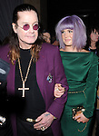 Kelly Osbourne and Ozzy Osbourne attends Pre-GRAMMY Gala & Salute to Industry Icons with Clive Davis Honoring Lucian Grainge held at The Beverly Hilton Hotel in Beverly Hills, California on January 25,2014                                                                               © 2014 Hollywood Press Agency
