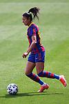 Liga IBERDROLA. Game 26.<br /> FC Barcelona vs RC Deportivo: 9-0.<br /> Leila Ouahabi.
