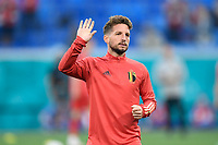 ST PETERSBURG, RUSSIA - JUNE 12 : Dries Mertens forward of Belgium  pictured before the 16th UEFA Euro 2020 Championship Group B match between Belgium and Russia on June 12, 2021 in St Petersburg, Russia, 12/06/2021 <br /> Photo Photonews / Panoramic / Insidefoto <br /> ITALY ONLY