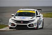 #77 LA Honda World Racing Honda Civic TCR, TCR: Taylor Hagler, Ryan Eversley