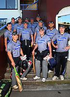 110313 Cricket - NZ Cricket Players' Association v Wellington XI