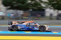 #65 Panis Racing Oreca 07 - Gibson LMP2, Julien Canal, Will Stevens, James Allen, 24 Hours of Le Mans , Free Practice 1, Circuit des 24 Heures, Le Mans, Pays da Loire, France