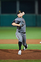 Salt River Rafters pitcher Gabe Speier (26), of the Arizona Diamondbacks organization, during a game against the Scottsdale Scorpions on October 12, 2016 at Scottsdale Stadium in Scottsdale, Arizona.  Salt River defeated Scottsdale 6-4.  (Mike Janes/Four Seam Images)