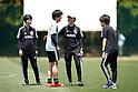 Soccer: Japan women's national team training camp 2019