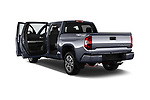 Car images close up view of a 2018 Toyota Tundra TRD Sport Crew Cab 4 Door Pick Up doors