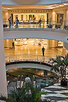 Dubai, United Arab Emirates. Bur Juman shopping mall.