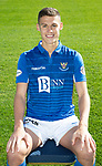 St Johnstone FC…Season 2019-20<br />Wallace Duffy<br />Picture by Graeme Hart.<br />Copyright Perthshire Picture Agency<br />Tel: 01738 623350  Mobile: 07990 594431