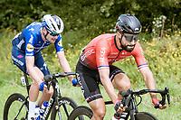 Nacer Bouhanni (FRA/Arkéa-Samsic)<br /> <br /> Grote Prijs Marcel Kint 2021<br /> One day race from Zwevegem to Kortrijk (196km)<br /> <br /> ©kramon