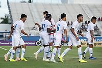 Bradenton, FL - Thursday November 01, 2018:  The USMNT U-20 open their CONCACAF U-20 Championship against Puerto Rico at IMG Academy Stadium Field.