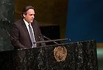 Slovakia<br /> <br /> Honering Ali Abdussalam Treki