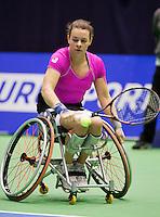15-12-12, Rotterdam, Tennis Masters 2012, Marjolein Buis