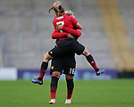 25.11.2018 Manchester United Women v Millwall Lionesses
