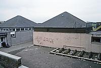 Cumbernauld: A very bleak prospect, whatever it is. Photo '90.