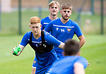 St Johnstone Training…31.07.19<br />New signing Madis Vihmann pictured during training ahead of Saturday's opening game of the season at Celtic Park.<br />Picture by Graeme Hart.<br />Copyright Perthshire Picture Agency<br />Tel: 01738 623350  Mobile: 07990 594431
