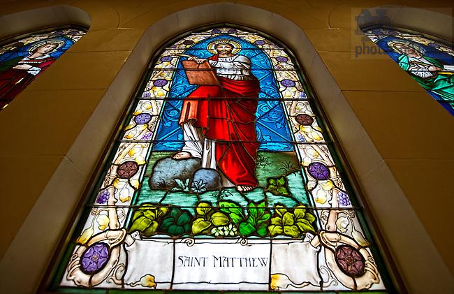 Feb. 21, 2013; 2013 Stayer Center chapel. Photo by Barbara Johnston/University of Notre Dame