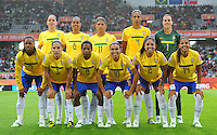 Brazil vs Norway July 3, 2011