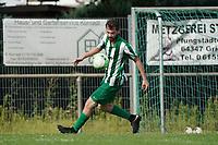 Emre Kanmaz (Klein-Gerau) - 15.08.2021 Büttelborn: SV Klein-Gerau vs. SKG Bauschheim, A-Liga