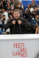 Sergi Lopez .Cannes 24/5/2013 .Festival del Cinema di Cannes .Foto Panoramic / Insidefoto .ITALY ONLY