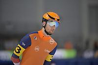 SPEEDSKATING: 13-02-2020, Utah Olympic Oval, ISU World Single Distances Speed Skating Championship, Team Sprint Men, Thomas Krol (NED), ©Martin de Jong
