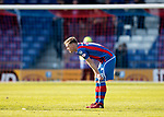 Inverness Caley v St Johnstone…08.04.17     SPFL    Tulloch Stadium<br />Billy McKay at full time<br />Picture by Graeme Hart.<br />Copyright Perthshire Picture Agency<br />Tel: 01738 623350  Mobile: 07990 594431
