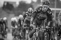 Wesley Kreder (NED/Wanty-Groupe Gobert)<br /> <br /> 1st Dwars door West-Vlaanderen 2017 (1.1)