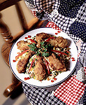 Fried Chicken and Rice. Portfolio only