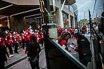 Canadian Olympians and Paralympians enjoy a day of celebration at Parliament Hill, Ottawa, Canada.Wednesday November 2, 2016.    COC Photo/David Jackson