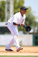 March 21st 2008:  Miguel Cabrera of the Detroit Tigers during Spring Training at Joker Marchant Stadium in Lakeland, FL.  Photo by:  Mike Janes/Four Seam Images