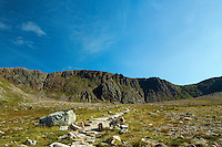 Coire an t-Sneachda and the Northern Corries, Cairngorm National Park, Badenoch and Speyside, Highland