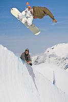Franck Pedretti.  Photographes de neige .en action. Ski & snowboard. Vibert / Actionreporter.com - 33.1.42.52.73.86 - 33.6.81.48.94.70 - vibert@actionreporter.com