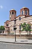 Griechisch-orthodoxe Kirche in Batumi. / Greek-orthodox church in Batumi.