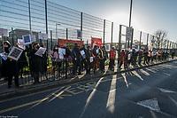 NEU Little Ilford School strike 18-11-20
