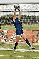 SAN ANTONIO, TX - AUGUST 26, 2021: The University of Texas at San Antonio Roadrunners defeat the California Baptist University Lancers 3-0 at the Park West Athletics Complex (Photo by Jeff Huehn).