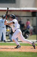 February 21, 2009:  Shortstop Jedd Gyorko (5) of West Virginia University during the Big East-Big Ten Challenge at Jack Russell Stadium in Clearwater, FL.  Photo by:  Mike Janes/Four Seam Images