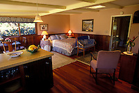 Waimea Gardens Cottage interior, a bed & breakfast in Waimea