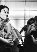 istanbul 1997 agenzia di modelle turche di Basak Gursoy