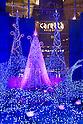 Shiodome Caretta Illumination 2015
