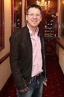 NO REPRO FEE. 13/7/2011. Keith Barry's 8 Deadly Sins has added an extra week at The Olympia Theatre due to phenomenal demand and is now running until August 13th. Pictured is Derek Mooney. Picture James Horan/Collins Photos