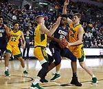 Oral Roberts vs North Dakota State Men- The Summit League Basketball Tournament