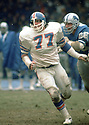 Denver Broncos Lyle Alzado (77) during a game from his 1974 season with the Denver Broncos.  Lyle Alzado played for 15 years, with 3 different teams and was a 2-time Pro Bowler.(SportPics)