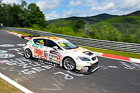 Race of Germany Nürburgring Nordschleife 2016 Qualifying ETCC 2016 #114 Lema Racing SEAT León Igor Stefanovski (MAC) © 2016 Musson/PSP. All Rights Reserved.