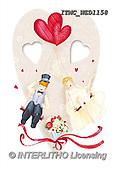 Marcello, WEDDING, HOCHZEIT, BODA, paintings+++++,ITMCWED1158,#W#, EVERYDAY