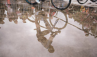 reflected<br /> <br /> Stage 5: Gstaad > Leukerbad (155km)<br /> 82nd Tour de Suisse 2018 (2.UWT)