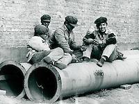 Arbeiter in China 1989