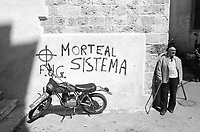- Sicilia, Trapani, Aprile 1980<br /> <br /> - Sicily, Trapani, April 1980